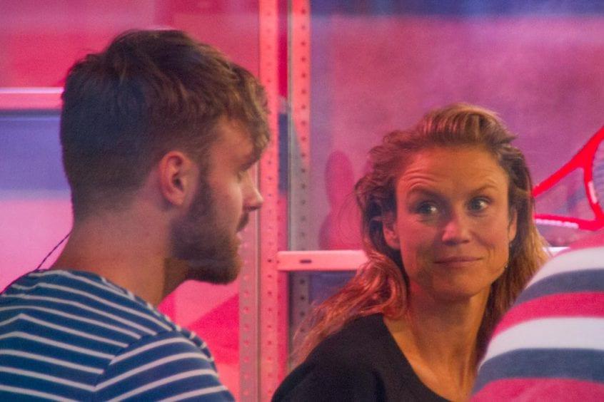 Sophie en Tim Live voor Serious Request