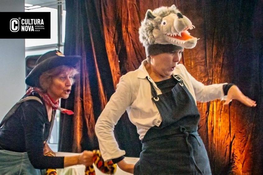 Jeugdtheaterfestival Heerlen - dag 2