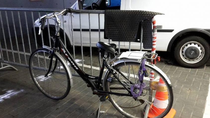 Gestolen fiets op zoek naar eigenaar