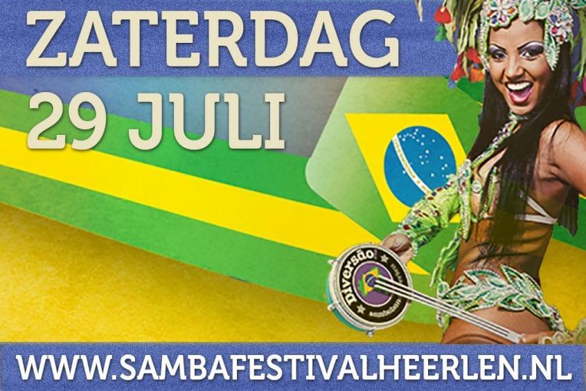 Sambafestival Heerlen 2017