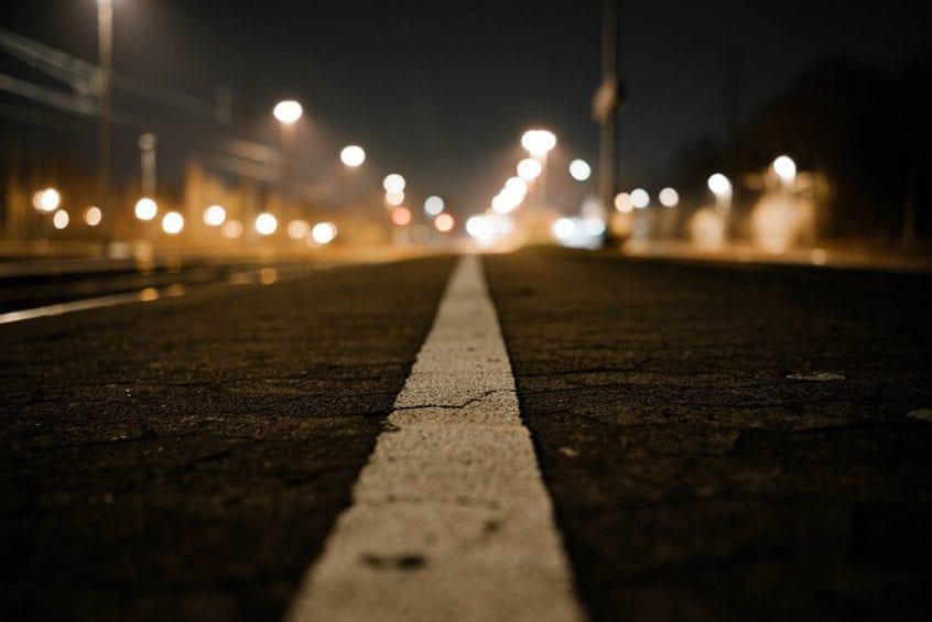 inparkstad nacht